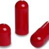 Kapsułki Żelatynowe – czerwone