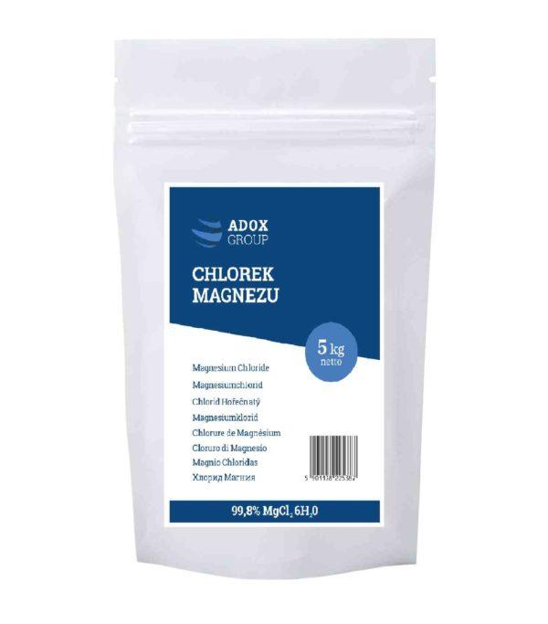 chlorek magnezu 5kg
